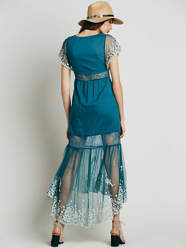 Free People Under The Moonlight Maxi, $148.00