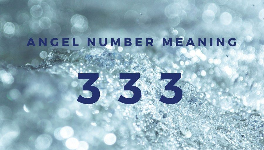 The Real Meaning Of Angel Numbers 33 333 3333 Repeating Numbers Angel Number Meanings Numerology Meant To Be