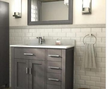 Amazing Bathroom Vanity 36 X 18 Bathroom Design Pinterest