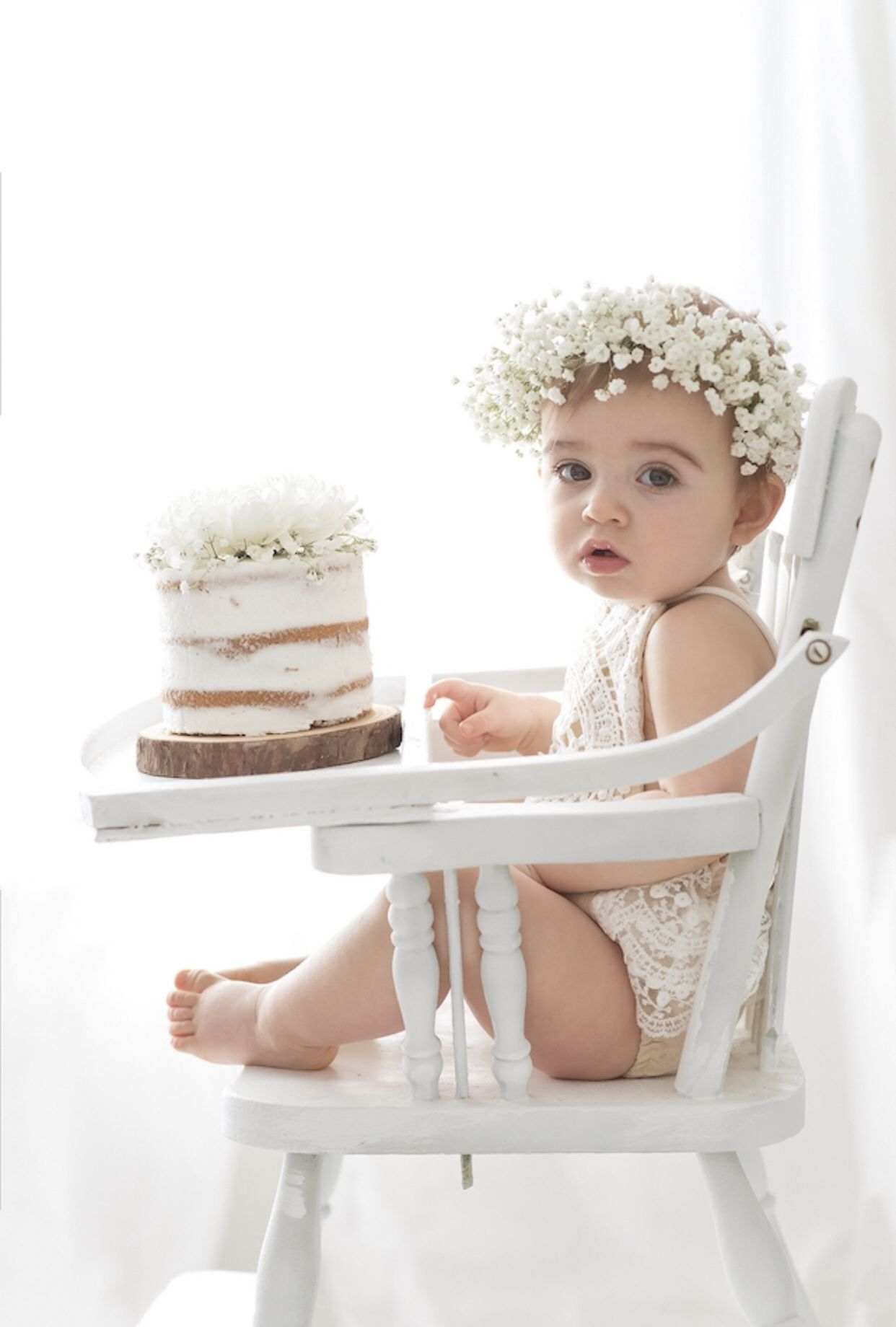 First birthday cake smash ideas | Reaj Roberts Photography