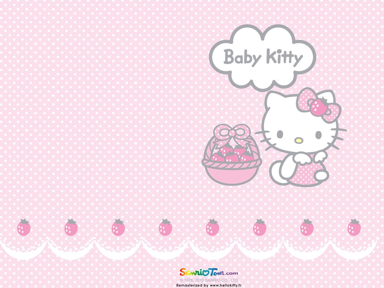 O Kitty Hdo Kitty Wallpaper Hd Wallpaper High Definition Wallpapers