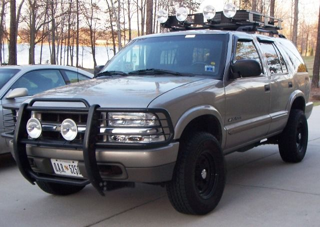 Blazin Nc 10186 Albums Garage Rig 798 Picture Front 4391 Jpg 640 454 Chevrolet Blazer Blazer 4x4 Chevy