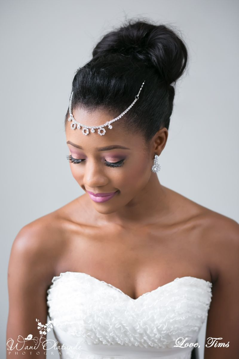 Contact us on Bridal accessories