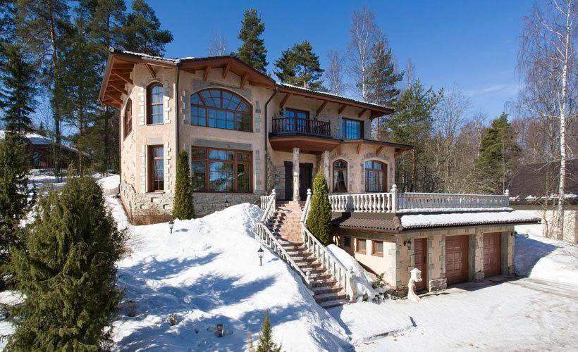 Oletko nähnyt näin persoonallista taloa?