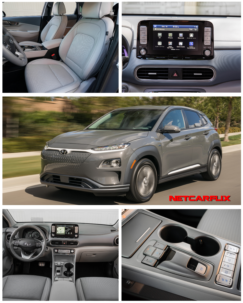 2019 Hyundai Kona Electric Us Hd Pictures Videos Specs Information In 2020 Hyundai Hyundai Cars Electricity