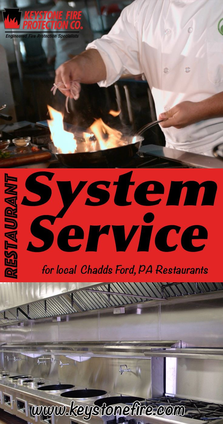 Restaurant System Service Chadds Ford, PA. (215) 6410100