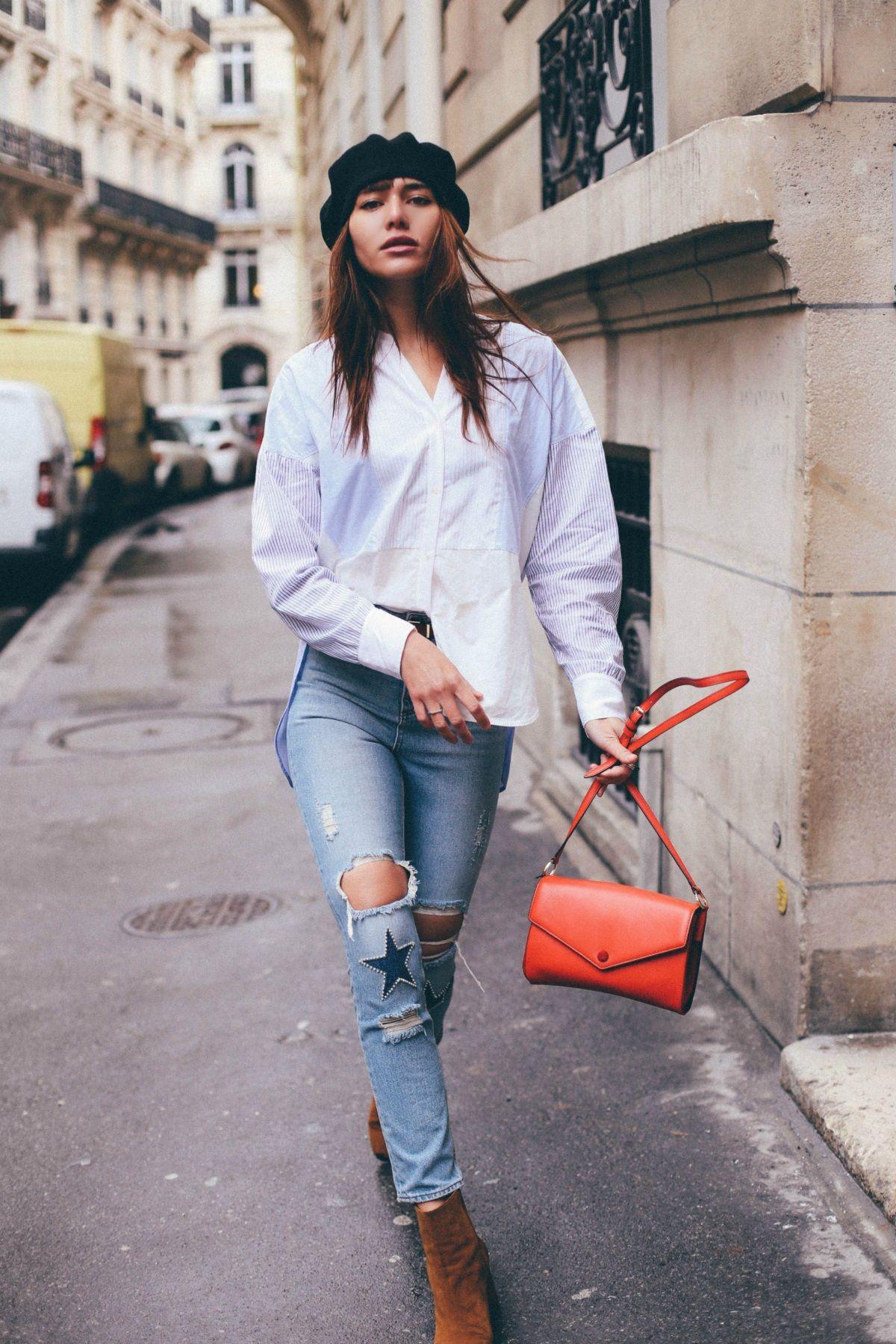 paris sandro fashion week natalie lim suarez 21   Fashion
