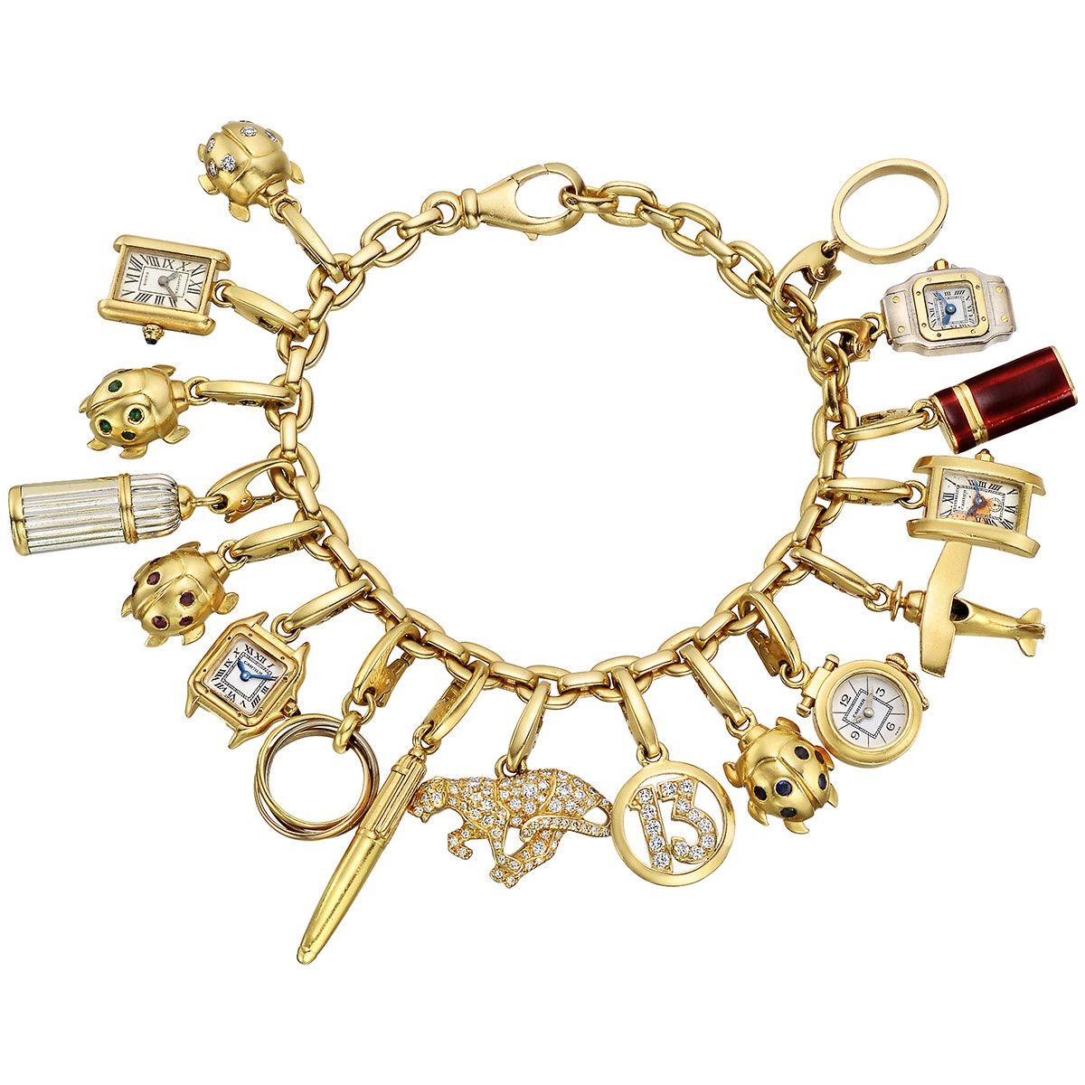 Necklaces 10k Yellow Gold Acorn Charm