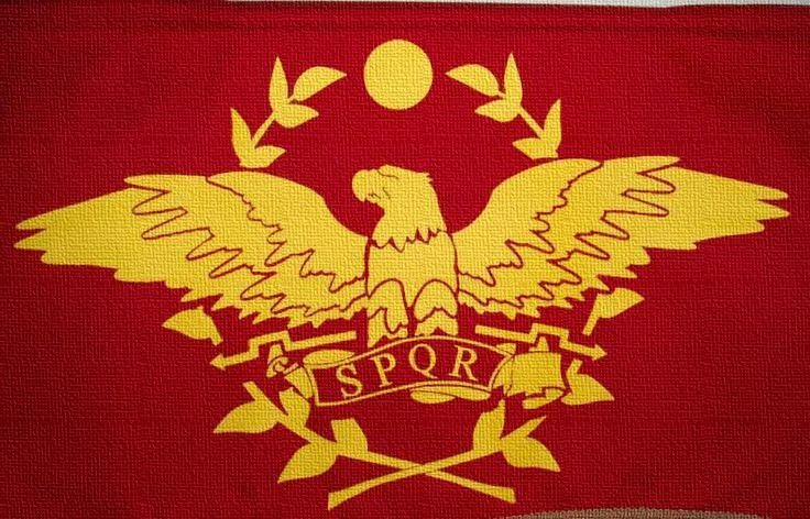 Roman Empire Flag Roman Empire Civilization History History Class