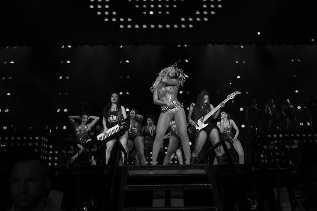 Beyonce The Mrs. Carter Show World Tour At London March 3rd, 2014