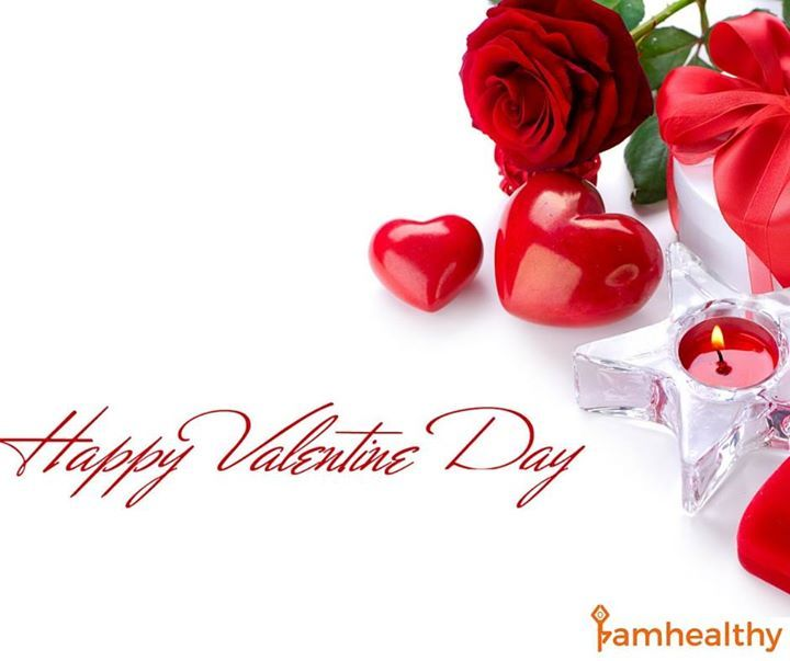 We wish you all a Happy Valentine's Day from all of us at Team Iamhealthy