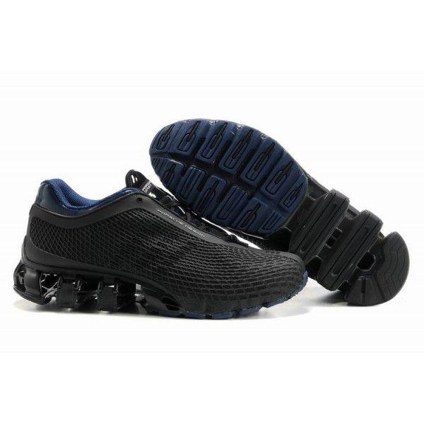 6db8fb14e3 Adidas Porsche Design Sport Bounce S2 Homme chaussures - bleu marine noir  Strasbourg pas cher en Ligne