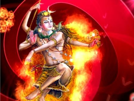 Research Image 10: Part of 2nd remap: Mystical Shiva(9/4/2012). Look at the energy that circles this image.