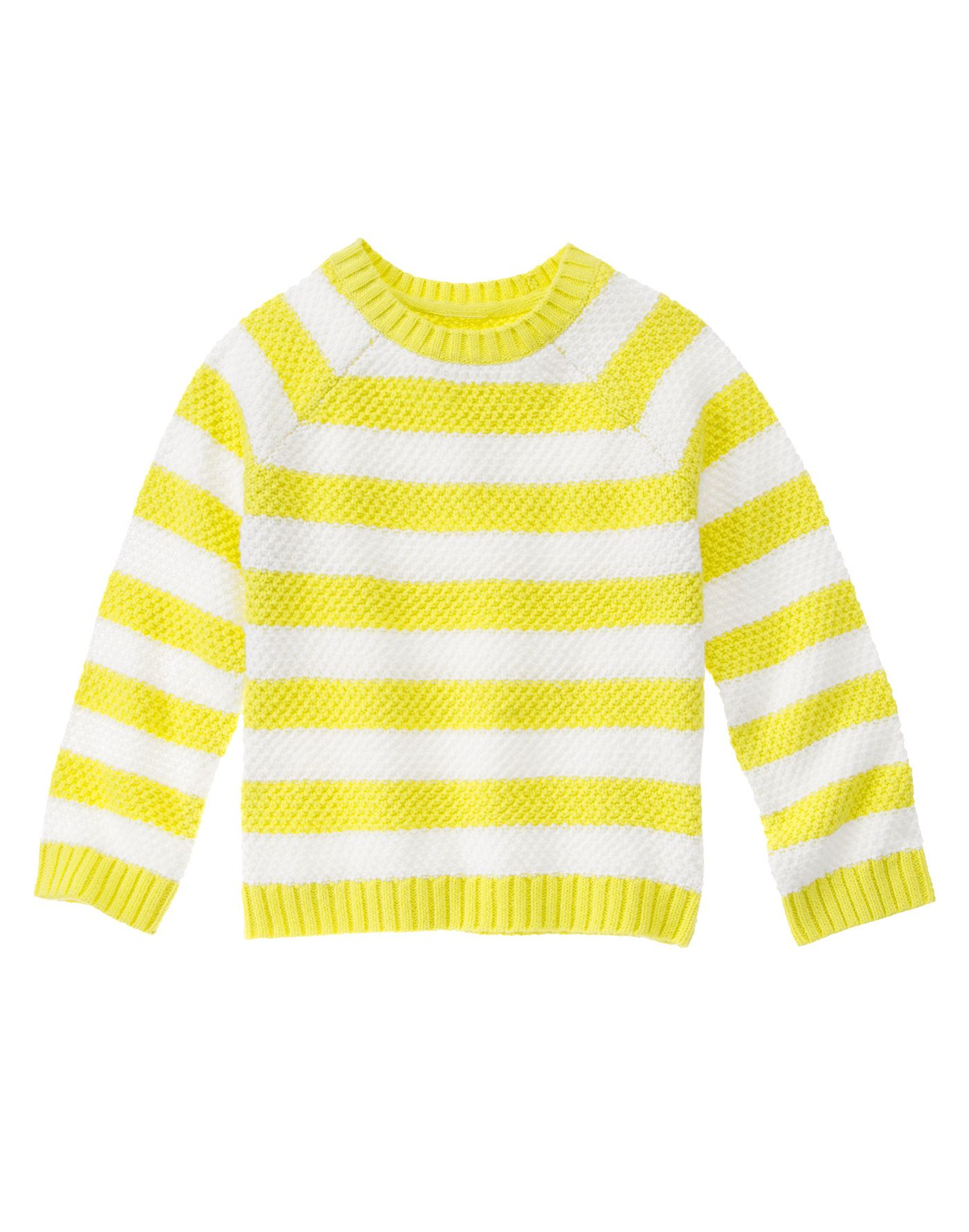 3a4897f9e Striped Chunky Knit Pullover at Gymboree