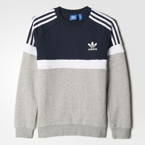 3bc1164a28c1 adidas - Colorblock Sweatshirt