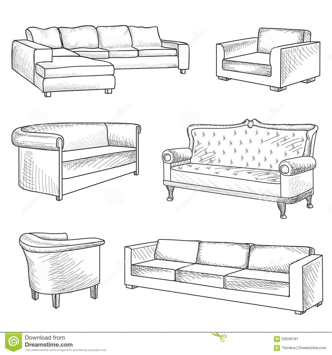 Hand Drawn Bed Sok Pa Google Furniture Design Sketches
