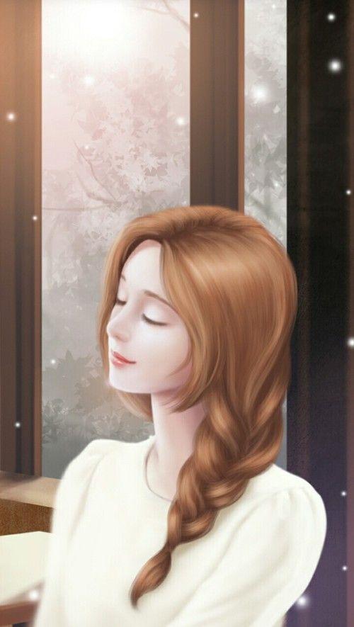 Art Illustration And Girl Image Illustration Girl Anime Art