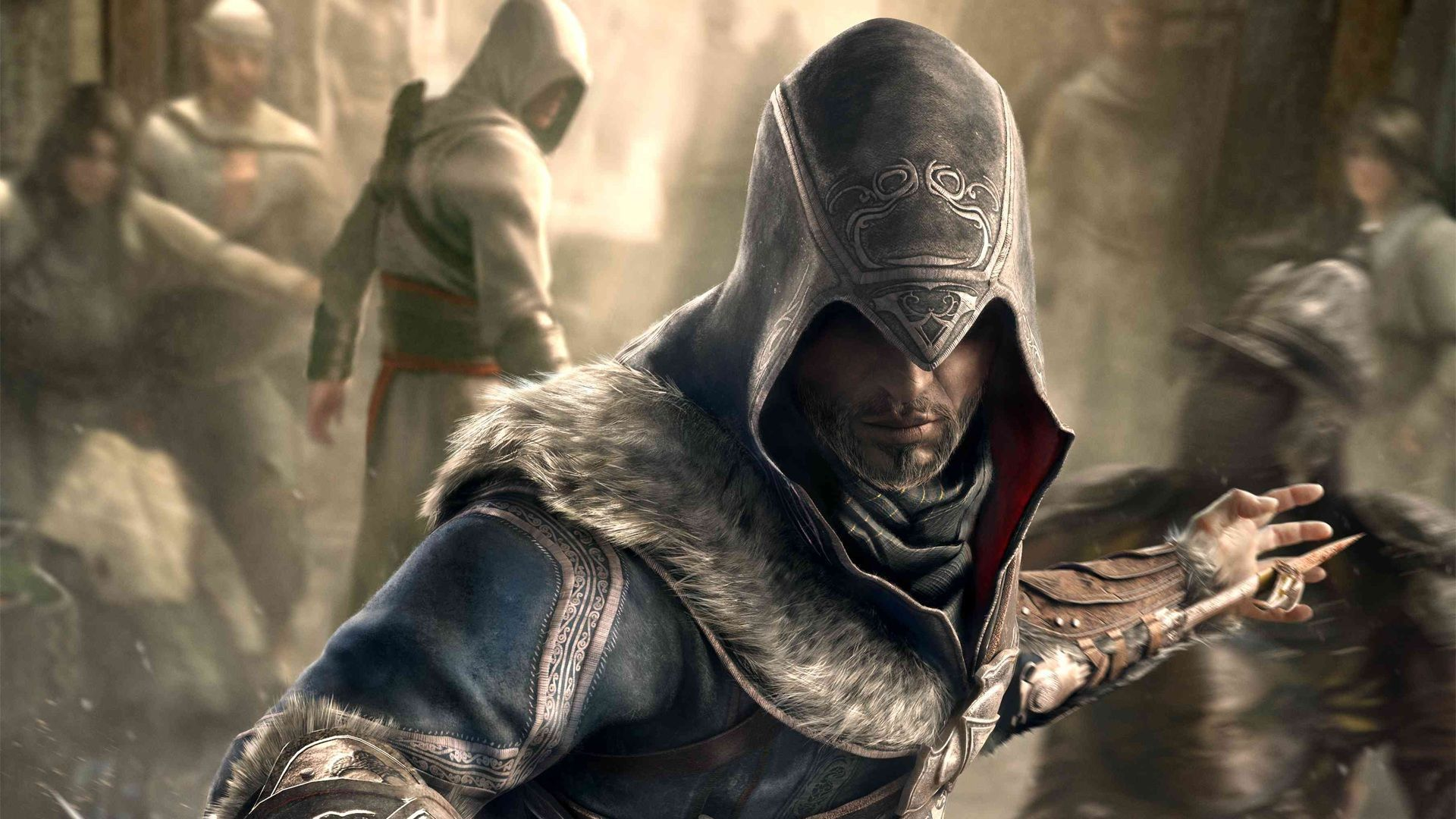 Ezio Auditore Da Firenze Wallpaper Assassins Creed Assassin S