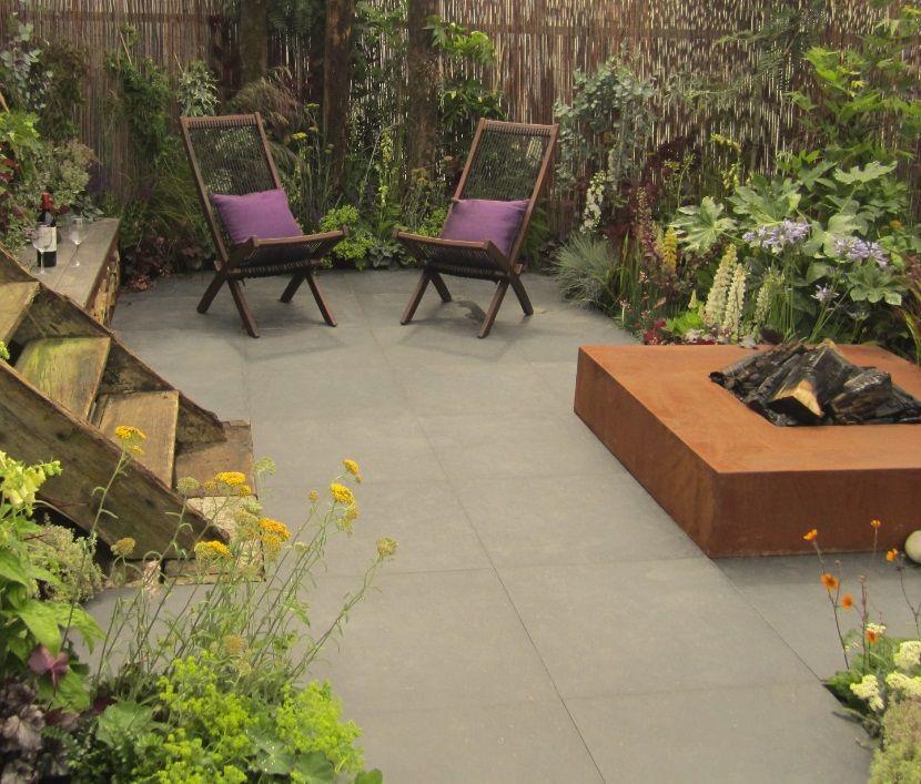 Modern Italian Garden Design