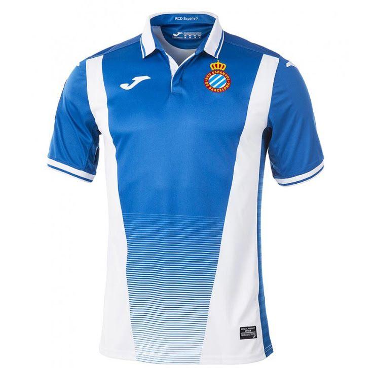 0512ba979 Espanyol 17-18 Home Kits Released - Footy Headlines