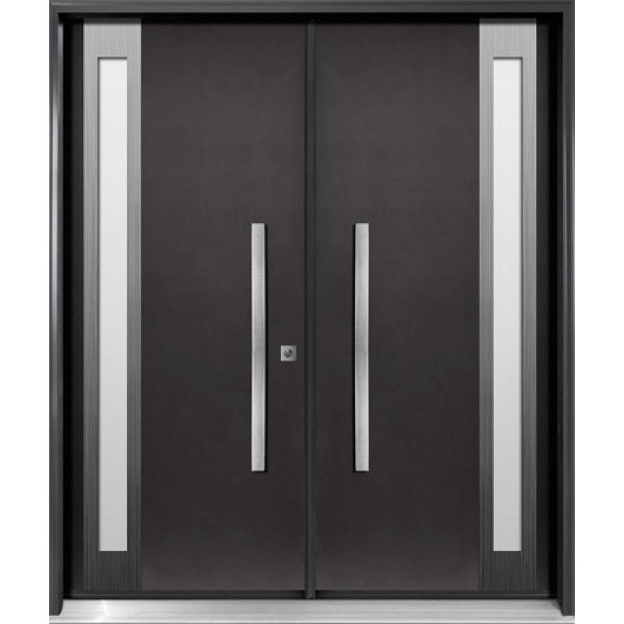 Fiberglass Exterior Door Double Door Diagano Series Di22