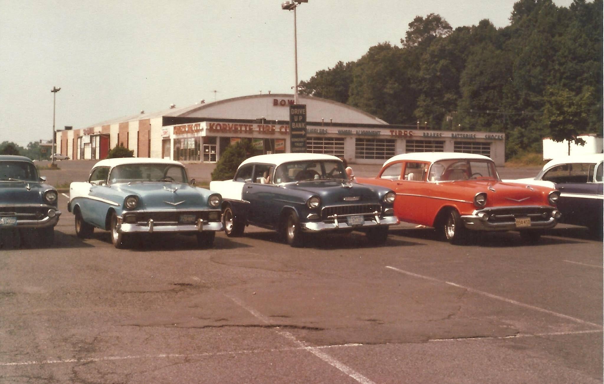 50\'s Car Club in late 1970\'s in Watching NJ | Vintage Somerset ...