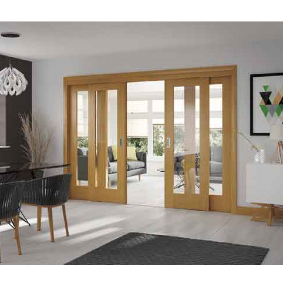Choose Internal Folding Sliding Doors Interior For Perfect Open Plan