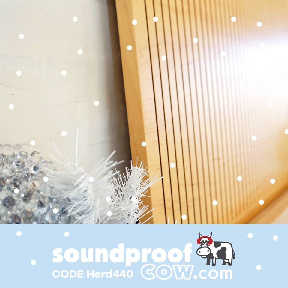 Perforated Wood Panels | Home Decor | Pinterest | Acoustic panels ...