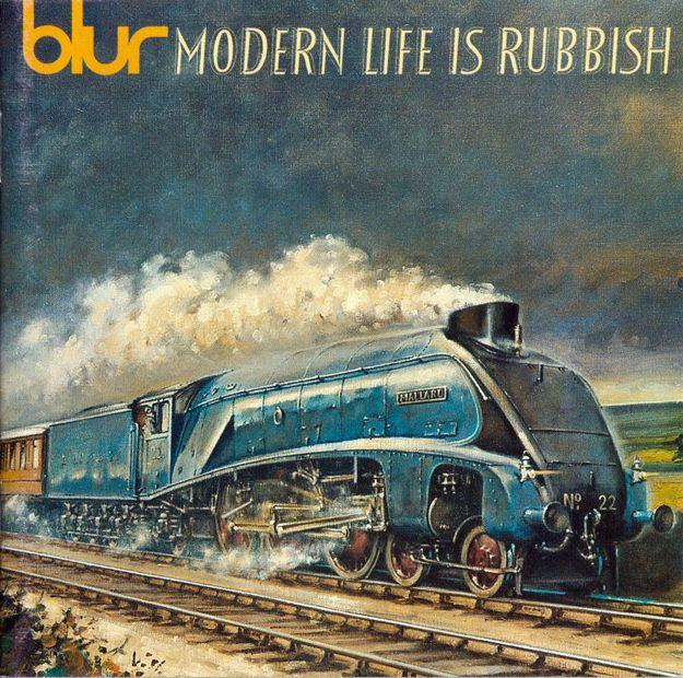 Blur, Modern Life Is Rubbish   The Official Britpop Album Ranking, 1993-1997