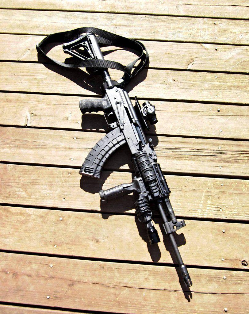 FA Cugir M10 AK-47 [OC] [1586x2000]