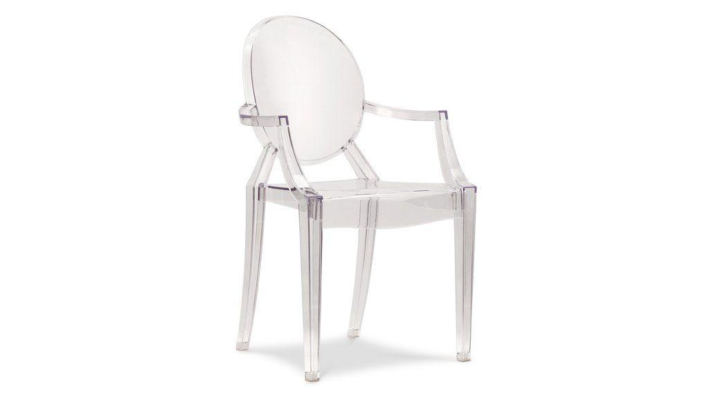 Ghost ghost armchair clear ghost armchair versatile