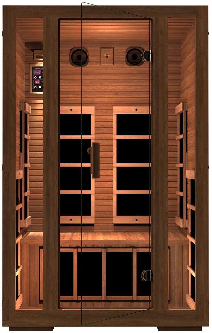 Freedom 2 Person Far Infrared Sauna Infrared Sauna