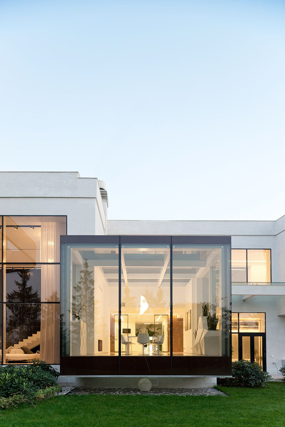 Architecture for Case moderne contemporanee