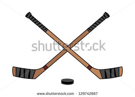 Hockey Stick And Puck Stock Images Royalty Free Images Vectors Stick Drawings Hockey Stick Hockey Drawing