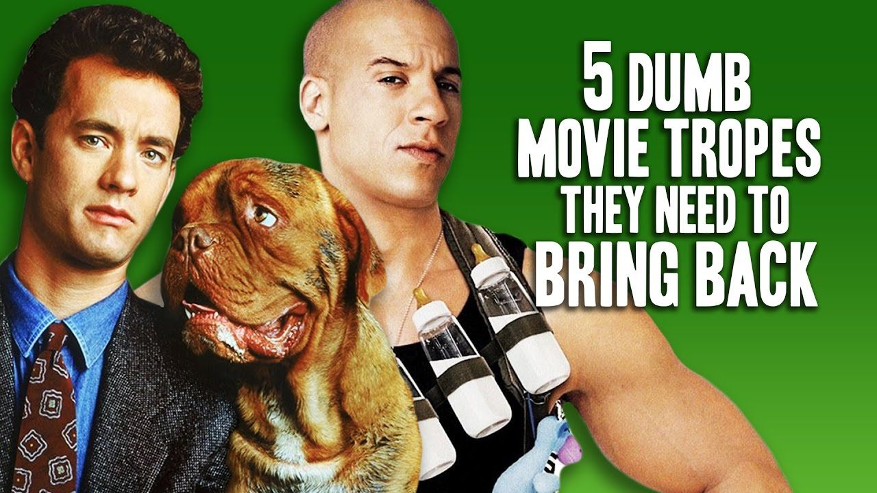 5 Dumb Movie Tropes They Need To Bring Back - YouTube