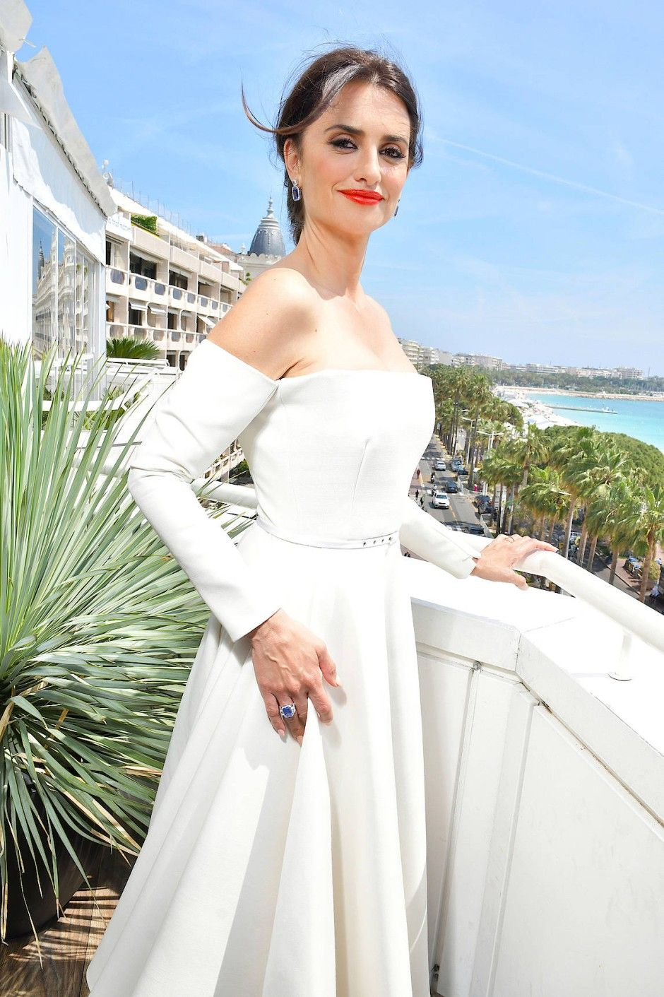 Penelope Cruz Cannes Swarovski Penelope Cruz Red Carpet Fashion