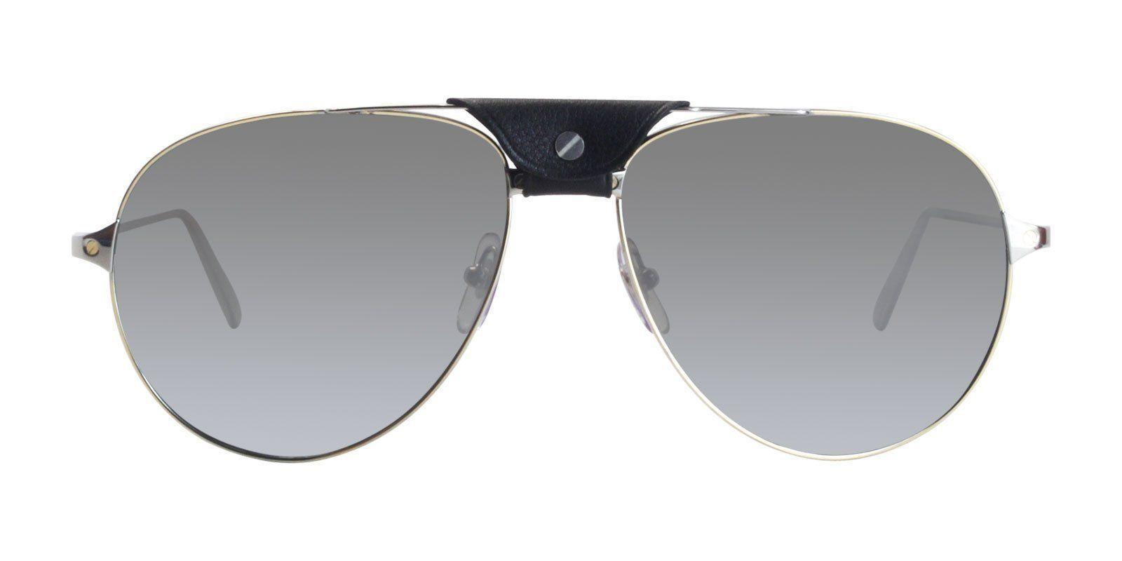 f9b1305b5ec Cartier - Santos de Cartier CT0038S - 007 sunglasses