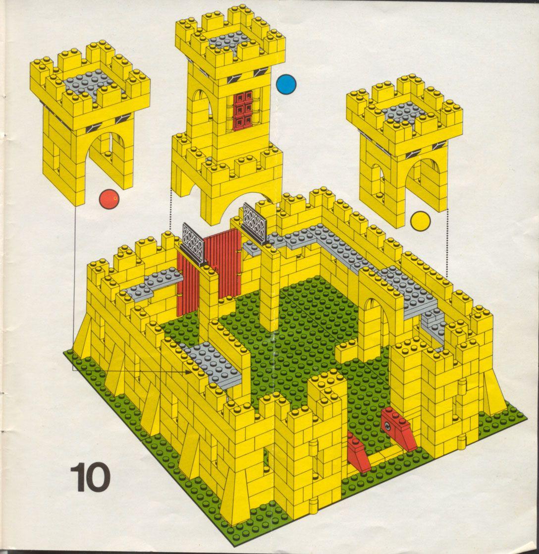 old lego instructions for the kiddos pinterest lego construction. Black Bedroom Furniture Sets. Home Design Ideas