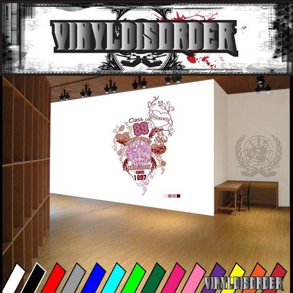 Royal designs Beauty Queen Wall Decal - Vinyl Sticker - Car Sticker - Die Cut Sticker - SM089