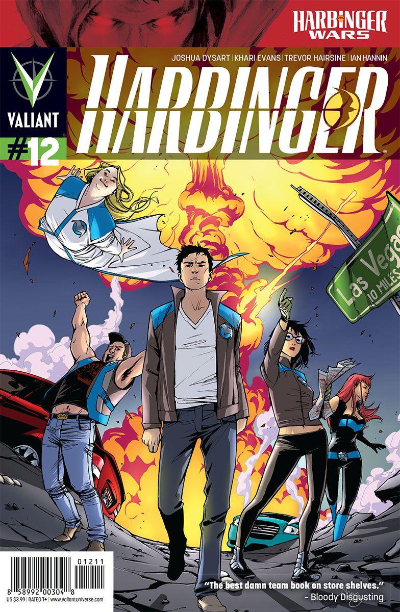 The Best American Comics 2020 valiant harbingers (1)movie (2018 2020) | Valiant Comics | Midtown