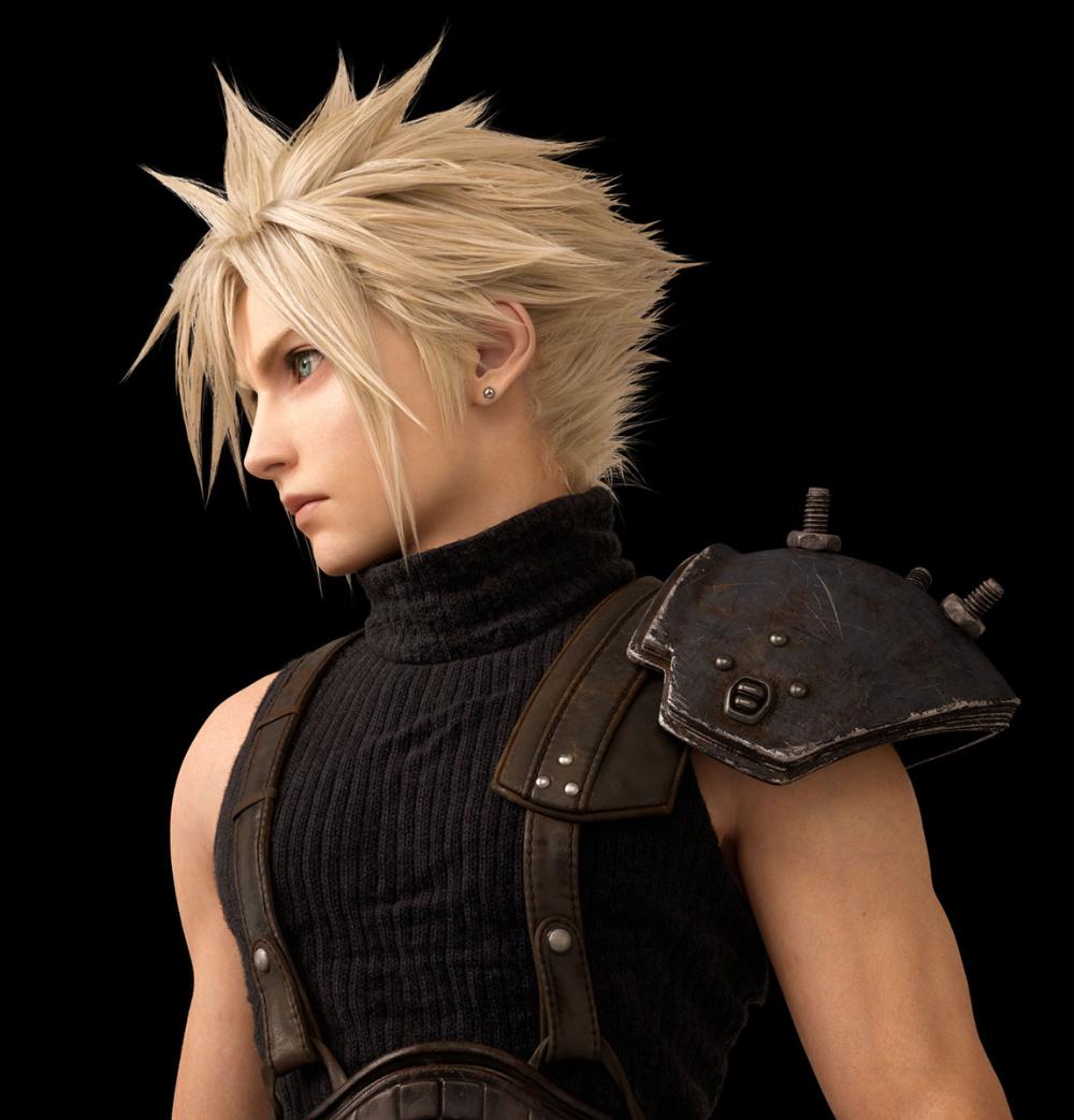 Cloud Strife Character Art Final Fantasy Vii Remake Art Gallery Final Fantasy Vii Final Fantasy Vii Remake Final Fantasy