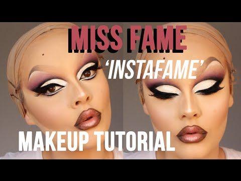 MISS FAME 'INSTAFAME' - MAKEUP TUTORIAL - YouTube