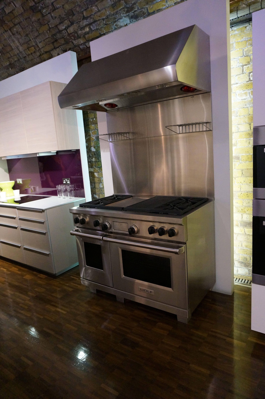 Poggenpohl London Showroom Kitchen design, Kitchen