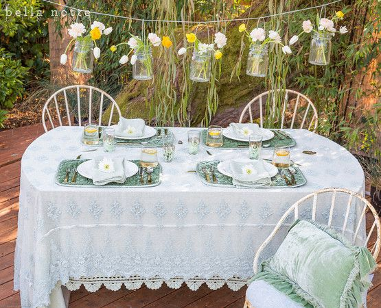 Bella Notte Linens Olivia Lace Tablecloth Ships Free, Beautiful Lace Tablecloth