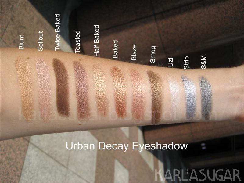 Eyeshadow by Urban Decay #3