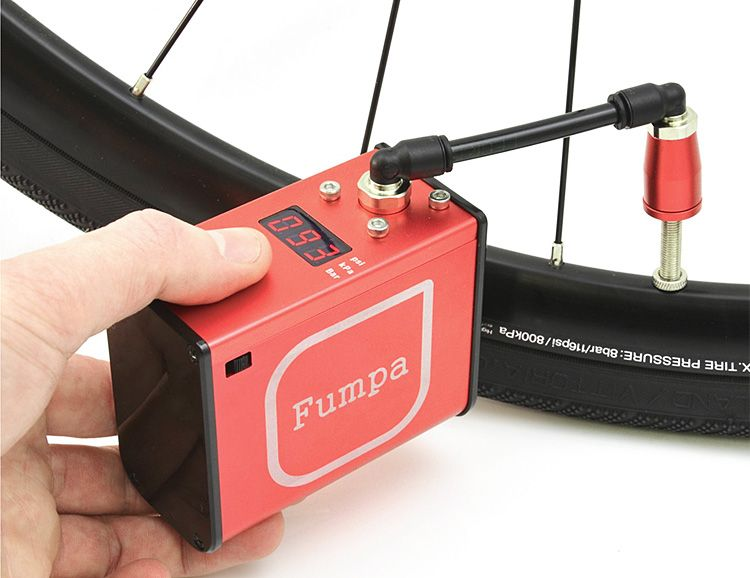 Fumpa Bike Pumps Deliver Effortless Inflation Bike Pump Bicycle