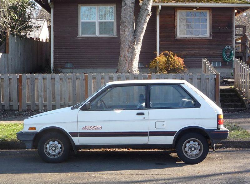 Subaru Justy Google Search In 2020 Subaru Justy Cute Cars Subaru