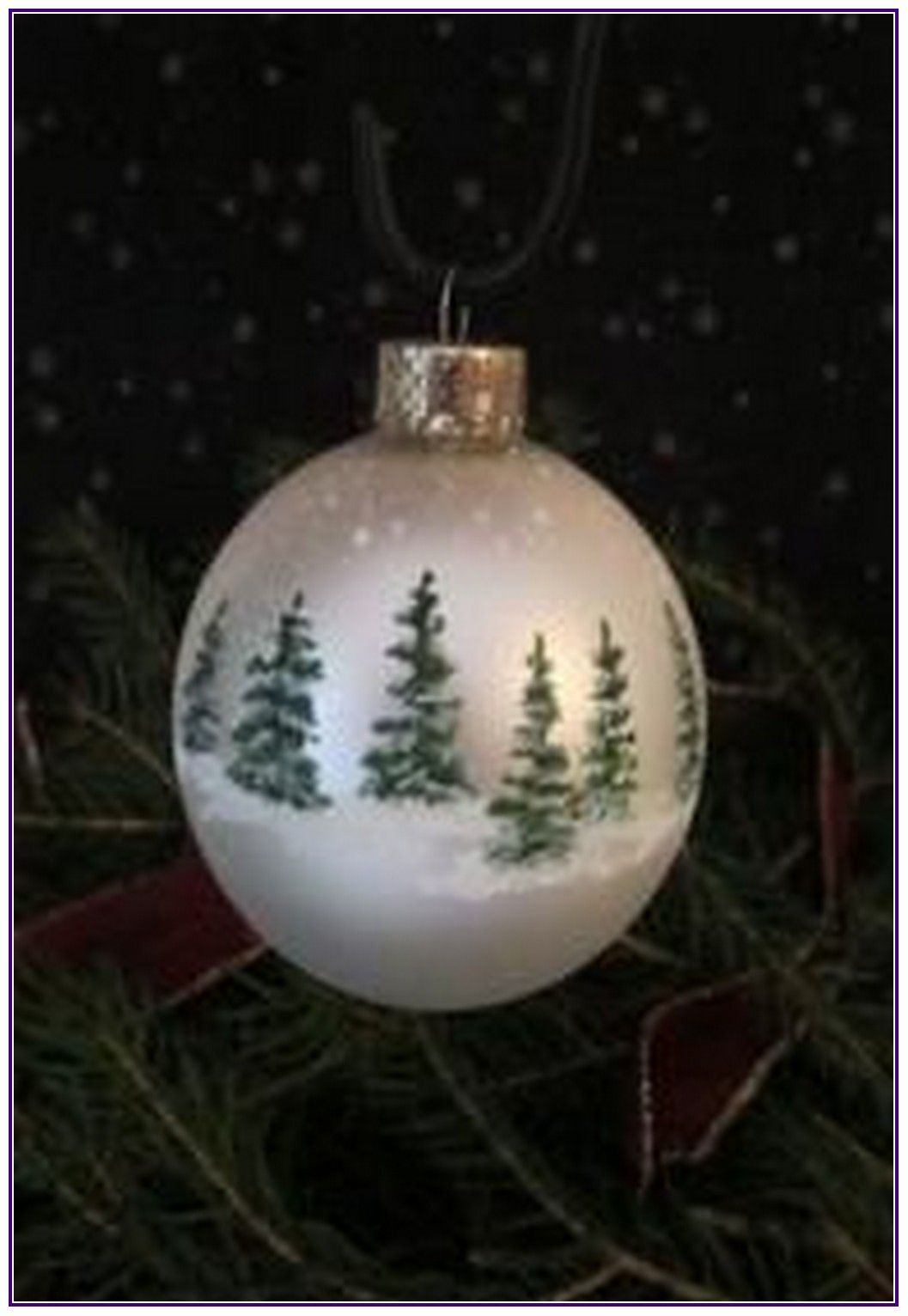 25 Easy Diy Christmas Ornaments For A Personalized Tree Decor 00013 Winzipdownl Christmas Ornaments Diy Christmas Ornaments Easy Handmade Christmas Ornaments