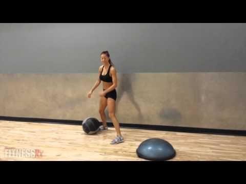 total body plyo cardio  plyometric workout exercise