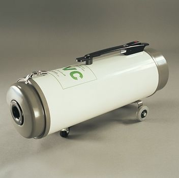 his single motor cylinder vacuum cleaner is one of the most popular and enduring machines ever produced. Type 'H' unit available for removal of hazardous materials.  Robust outer casing for harsh environments. Dry pickup only.  7 litre capacity.